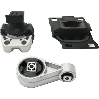 New Kit Motor Mount Front & Rear Ford Focus 2005-2007