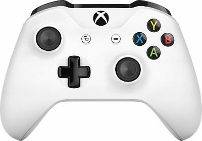Microsoft XBOX One Wireless Controller Bluetooth weiß B-Ware