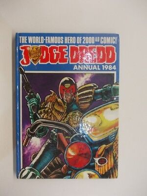 2000 Ad Judge Dread Annual 1984