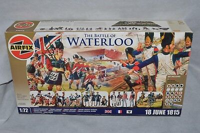 Airfix The battle of Waterloo 1815 Model Kit A50048 1:72 scale Sealed bags