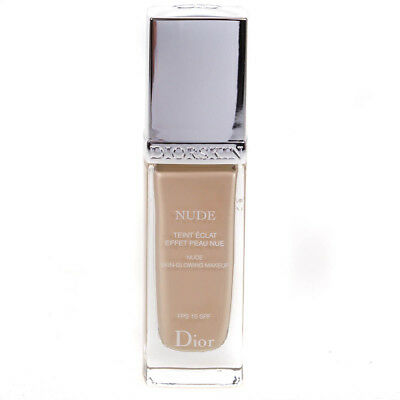 Dior Diorskin Nude Skin Glowing Makeup Foundation 010 Ivory 30ml