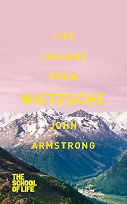 Armstrong  John-Life Lessons From Nietzsche  BOOK NEW