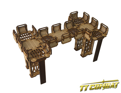 TTCombat – Sector 1 – Walkways