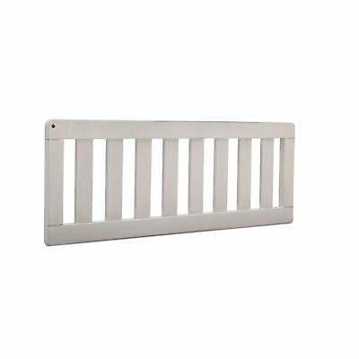Simmons Kids Toddler Guardrail 180125, Antique White