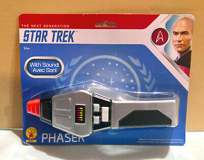 Star Trek Next Generation Cosplay Cobra Phaser Replica with sound NEW IN STOCK