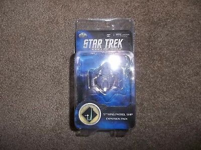 Wizkids Heroclix Star Trek Attack Wing 5th Wing Patrol Ship Expansion Pack