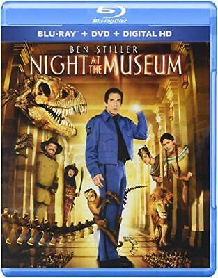 Night at the Museum (Blu-ray + DVD + Digital HD) NEW!