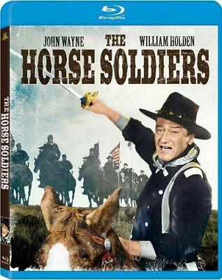 The Horse Soldiers [Blu-ray] NEW!