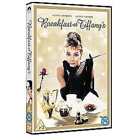 Breakfast At Tiffanys DVD