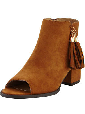 V by Very Hero Immy Suede Shoe Boots