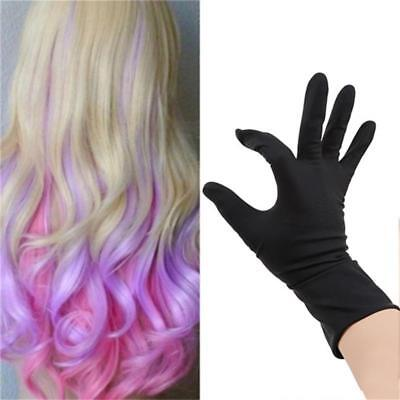 2X Heat Resistant Protective Gloves For Hair Straightener Curling Tongs Wand CB