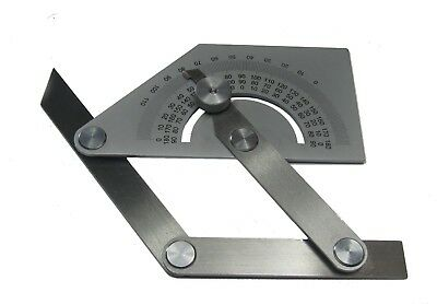 Rdgtools Square Beval Protractor Stainless Steel