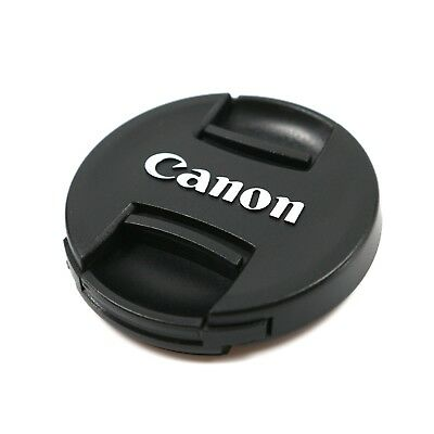 New Canon Lens Cap for E-58 II Camera Accessory Replacement Part Black