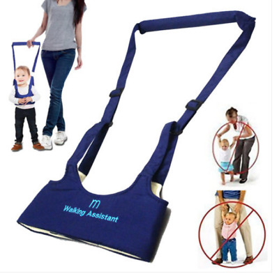 Walking Belt Strap Leashes Adjustable Baby Kids Learning Walking Assistant Tool