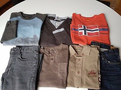 Lot Vêtements Enfants Finger In The Nose Scotch Shrunk Taille 10/12 Ans