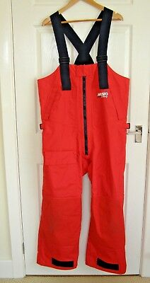 a5c617f5f MEN'S 'MUSTO YACHTING' (Sailing) 'BARRIER' Waterproof Over trousers ...