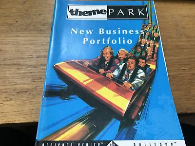 Theme Park PC Instruction Manual