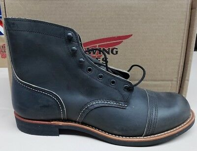 af9efa4c951 100% AUTHENTIC RED Wing 8086 Iron Ranger Boots. Made In The Usa! New In Box.