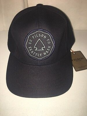 a3146f48028da New With Tags Filson Made In Usa Limited Edition Twill Logger Cap One Size