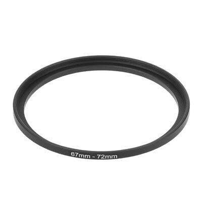 67mm To 72mm 67mm-72mm 67 To 72 Metal Step Up Rings Lens Stepping Adapter Filter