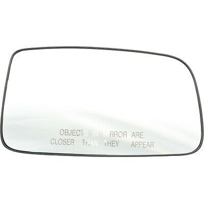 728R Replacement Mirror Glass 07-12 MITSUBISHI OUTLANDER Passenger Side Right RH