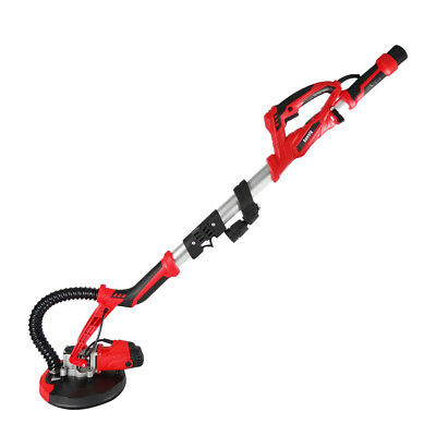 Drywall Sander Wall Ceiling Sander Telescopic 1000W Dust Free Long Reach w/ LED