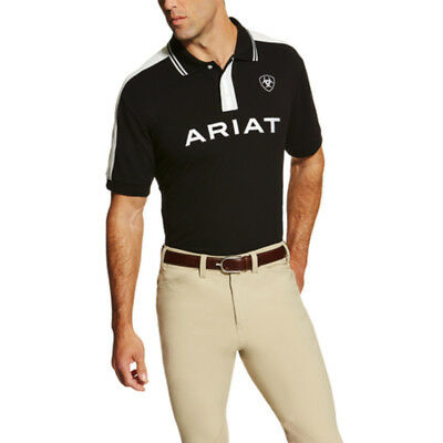 Ariat Shirt Men NEW TEAM POLO