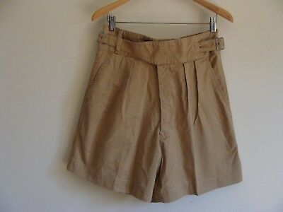 vtg  cotton shorts totokaelo no6 high waist utility work wear chore unisex  mens