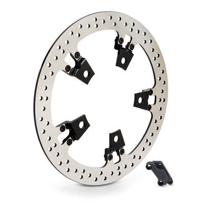 "Arlen Ness Big Brake Floating Front Rotor Kit for FLT 14-17 Left 14"" 02-962"