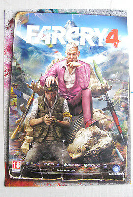 Far Cry 4 - Limited Promotion - A2 Poster