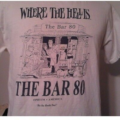Where the hell is the bar 80 vintage mens M opheim montana 90s