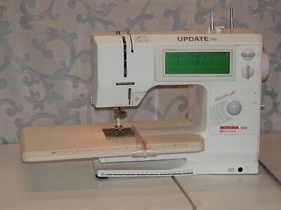 BERNINA 40 TOP Of The Line Sewing Machine Quiet Powerful Adorable Bernina 1630 Sewing Machine Manual
