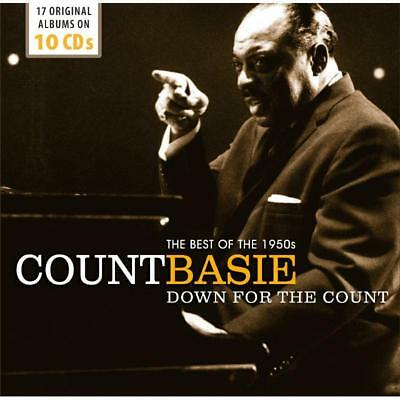 Basie Compte - Down For The Count Nouveau CD