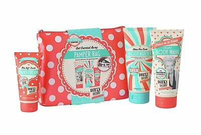 Dirty Works Pamper Bag - Hand/Body Wash & Body Butter.