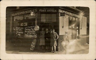 Bootle, Liverpool. Stanley road Post Office. Clapham's Stores. Shop.