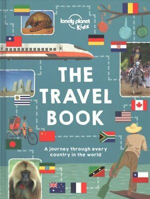 The Travel Book Mind-Blowing Stuff on Every Country in the World 9781743607718