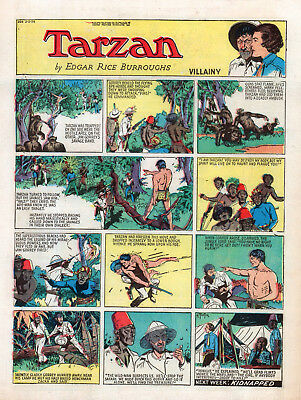 HAL FOSTER's TARZAN, DISNEY's 3 LITTLE PIGS, MICKEY MOUSE, BUCK ROGERS, ETC