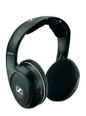 Sennheiser HDR 120 Additional Wireless Headphones - Black (HDR120)