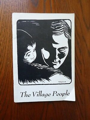 The Village People by the Anchorage Daily News (paperback, 1966)
