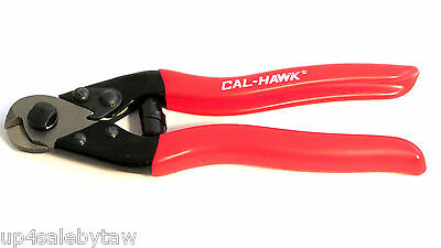 """7.5"""" Steel Wire Cutter with Heat Treated Blades and Spring loaded"""