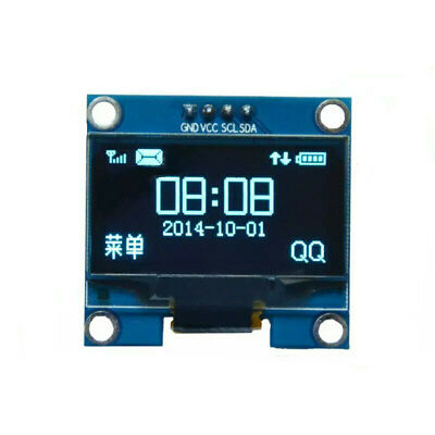 "1.3"" Blue OLED LCD 4PIN Display Module IIC I2C Interface 128x64 for Arduino"
