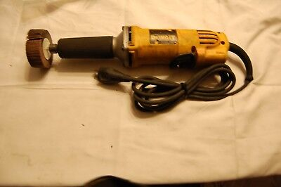 "DeWalt DW887 1-1/2"" Die Grinder with Flap Wheel"