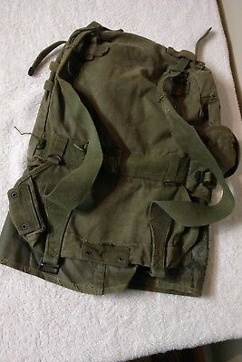 Authentic U.S. Military World War II Field Combat Pack
