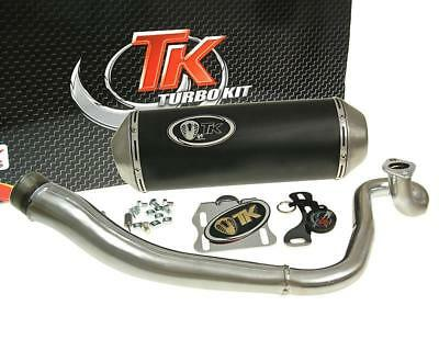EXHAUST TURBO KIT GMax 4T for China Scooter GY6 125 150CCM