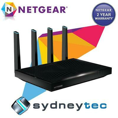 New Netgear R8500 Nighthawk X8 AC5300 Tri-Band WiFi Router