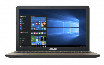 Asus Notebook 15,6 Zoll 8GB RAM 128GB SSD 1TB HDD Windows 10, F540UA-DM206T