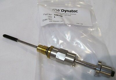 New Itw Dynatec 108320 Needle/ Nozzle? Assembly Industrial Ufd System
