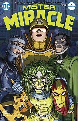 MISTER MIRACLE #7, New, DC Comics (2018)
