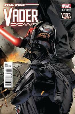STAR WARS: VADER DOWN #1, MANN CONNECTING VARIANT, New, Marvel Comics (2015)