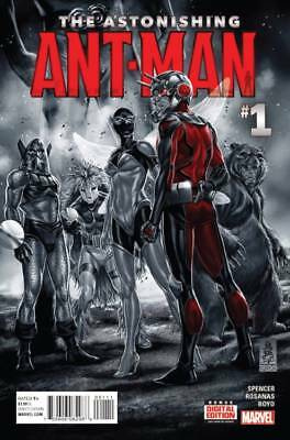 ASTONISHING ANT-MAN #1, New, First print, Marvel (2015)
